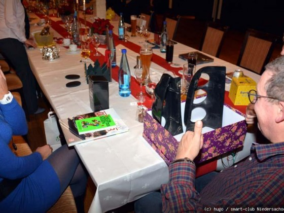 2016-11-19 Weihnachtsfeier in Isernhagen