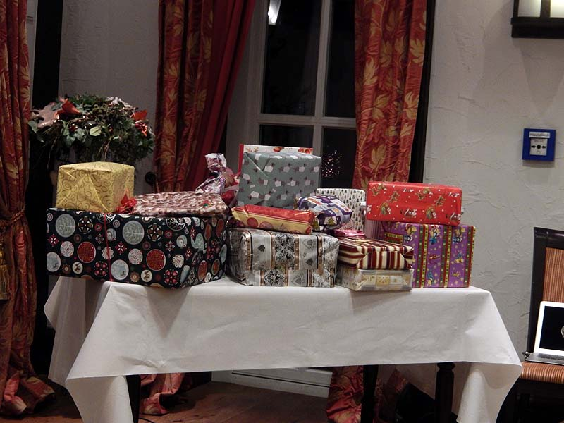 2018-11-24 Weihnachtsfeier in Isernhagen