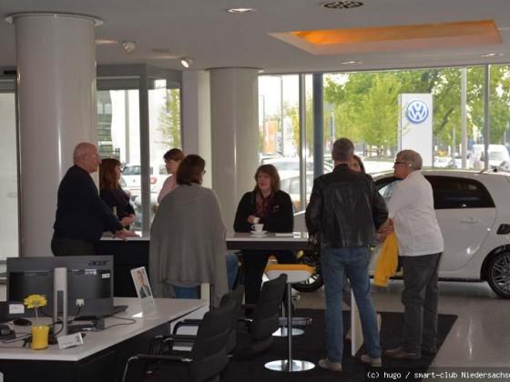 2017-05-06 Jahreshauptversammlung 2017 Hannover
