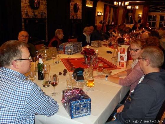 2017-11-20 Weihnachtsfeier in Isernhagen