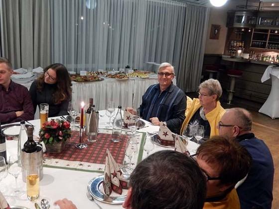 2019-11-23 Weihnachtsfeier in Isernhagen