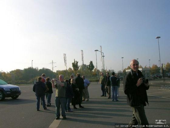Intermeet 2008 - London to Berlin